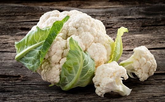 How to clean Cauliflower