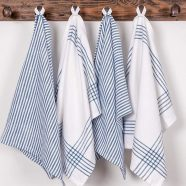 Paper vs. Cloth Towels for Kitchen